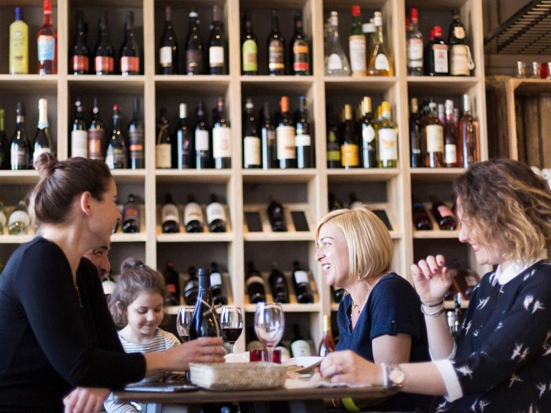 Café italien Libourne
